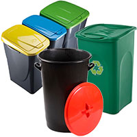 Cosuri plastic, colectare selectiva, galeti