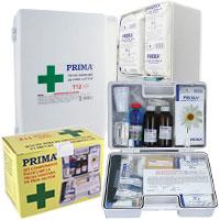 Truse sanitare prim ajutor fixe, detasabile si kit-uri
