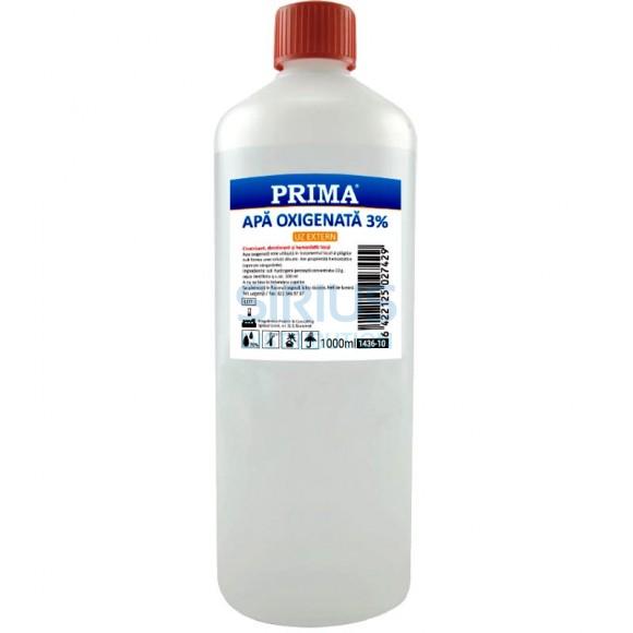 Apa oxigenata - peroxid de hidrogen - 3% (flacon 1000ml)