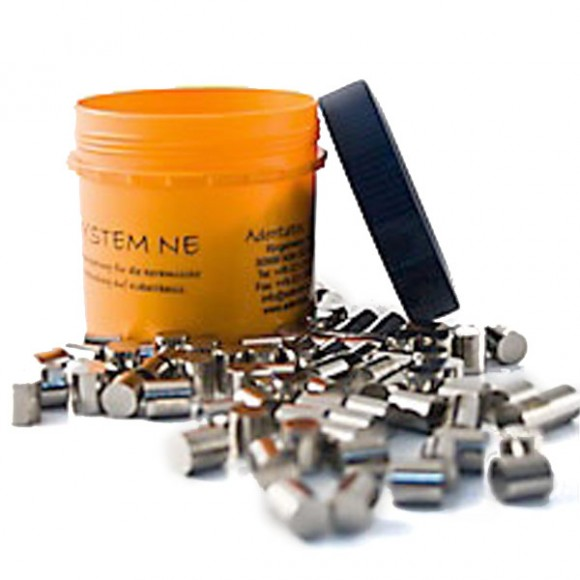 Aliaj Cobalt 62% - Crom 30% pentru proteze mobile si lucrari combinate (60g)