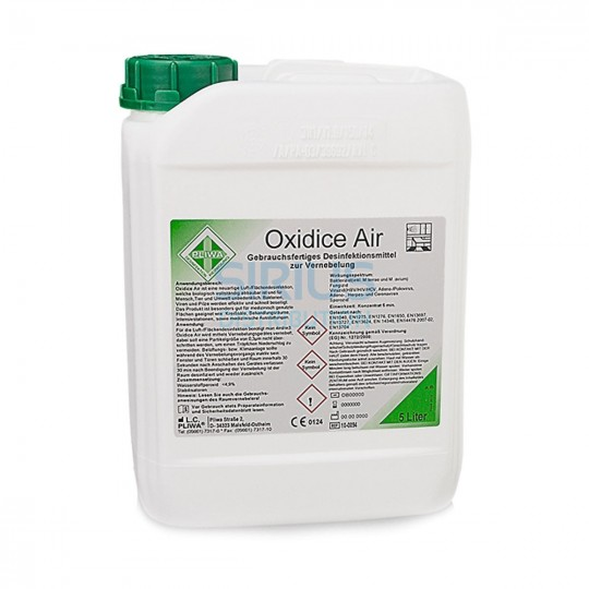 Dezinfectant aer OXIDICE AIR b (5L)