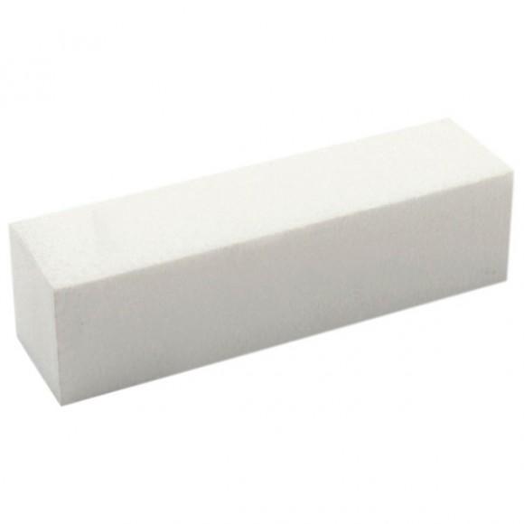 Buffer snow block pentru pilit/lustruit unghii, 10 cm, abraziv 150 (1 buc)