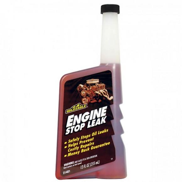 Aditiv oprirea scurgerilor de ulei 355ml 21405, Gold Eagle