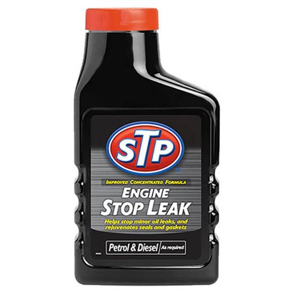 Aditiv pentru oprirea scurgerii motorului 300 ml 63300en, STP