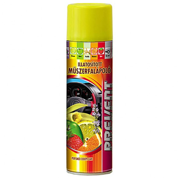 Aerosol silicon Lemon, Prevent - 500ml
