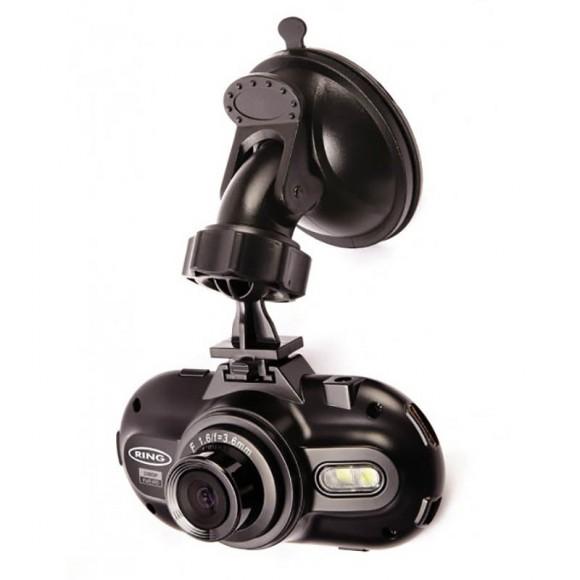 "Camera auto DVR 2"" GPS Full HD, Ring"