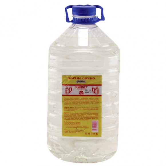 Sapun lichid - spuma, 5l