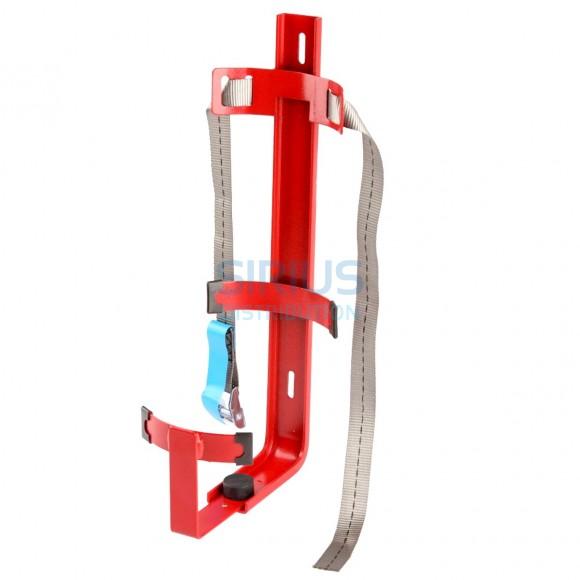 Suport universal pentru fixare stingator tip P6, P9, SM6