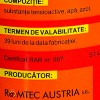 Pachet Auto SMART: Trusa sanitara auto Romania aviz RAR si MSP (valabila 4 ani) + Stingator + Triunghi semnalizare + CADOU la alegere