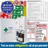 Pachet Trusa Sanitara de Prim Ajutor Fixa + Full Signalistica
