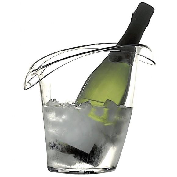 Frapiera incasabila, reutilizabila, acrilonitril stiren (SAN), 2.9l transparent (1 buc.)