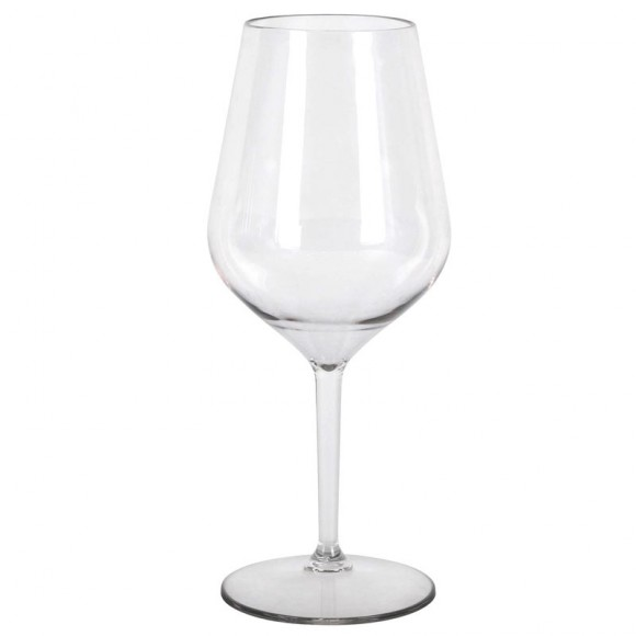 Pahar vin/cocktail, incasabil, reutilizabil, tritan, 470ml transparent (1 buc.)